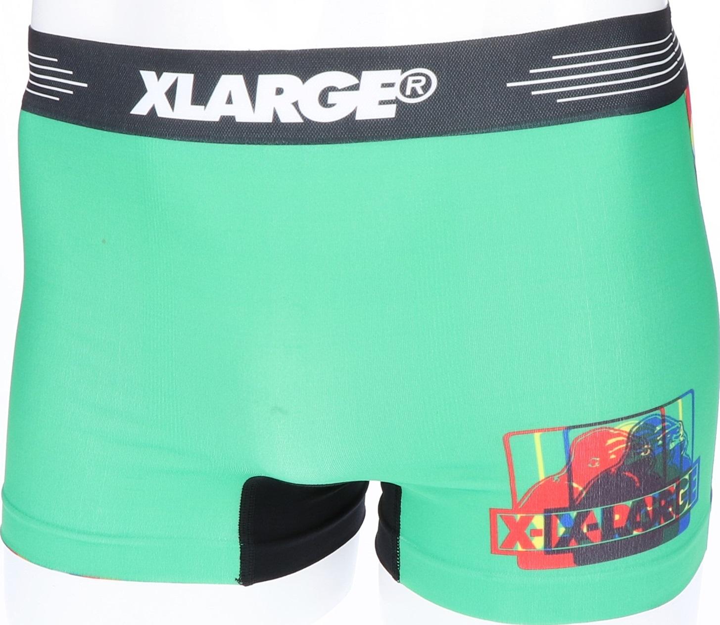 X-LARGE(エクストララージ)/RGB(GREEN)