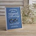結婚指輪をおしゃれに飾る「リング掛けボード」 【セイランブルー】