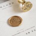 シーリングスタンプ Sealing Stamp 【design-SAKURA】