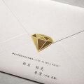 封かんシール 【diamond】 30枚入り