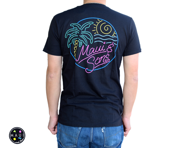 マウイアンドサンズ Mauiandsons Tシャツ