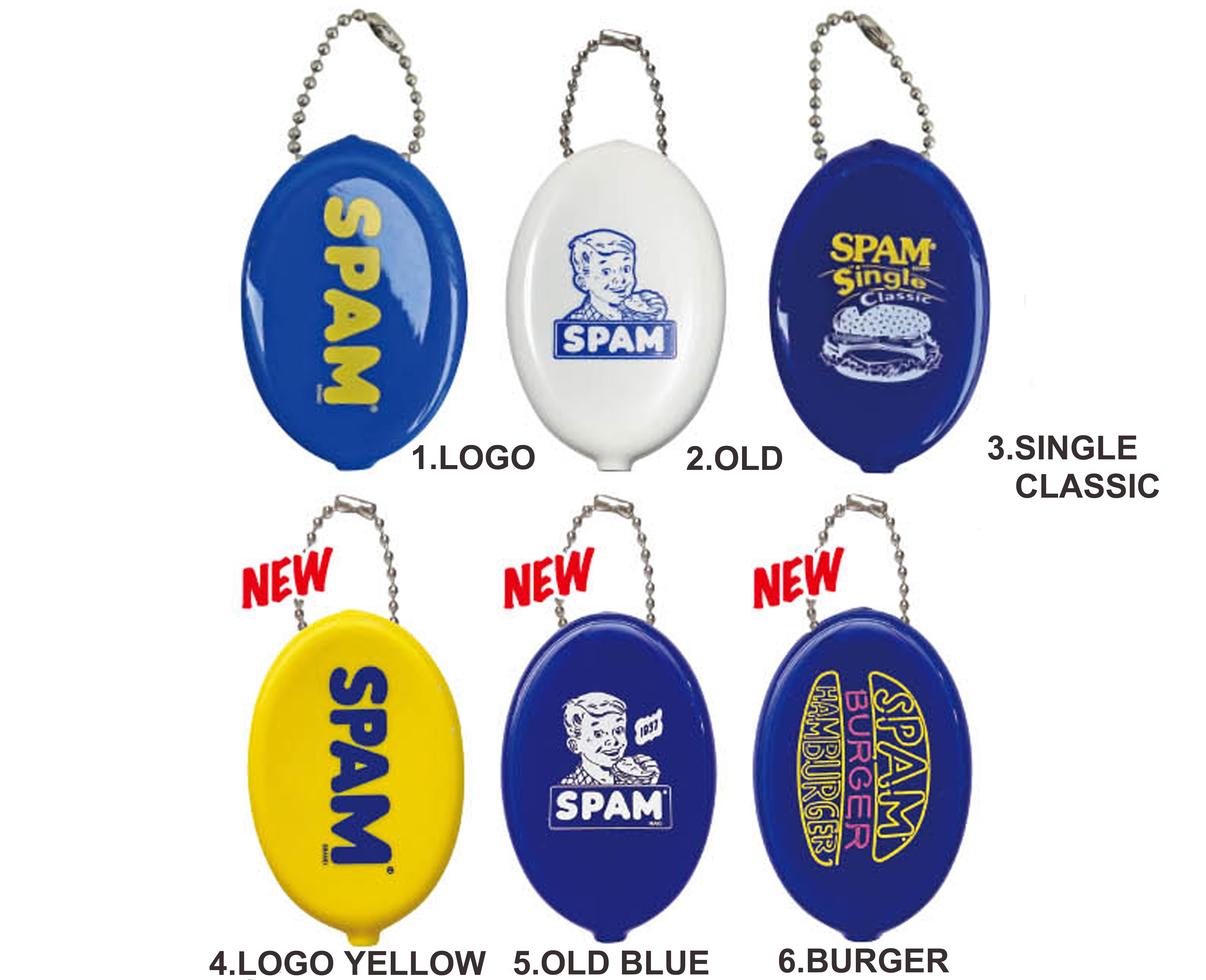 SPAM スパム コインケース
