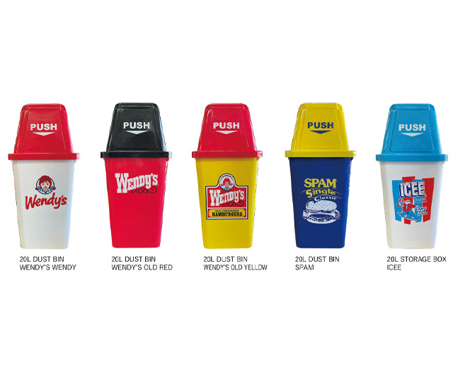 アメリカ雑貨 ゴミ箱