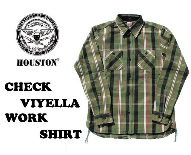 ヒューストン,ネルシャツ,画像