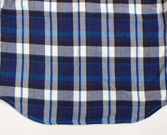 ファイブブラザー ヘビー ネルシャツ 2018