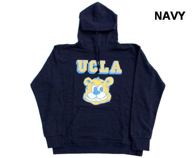 UCLA ロゴ パーカー フーディ