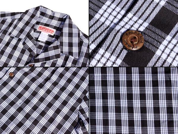 アラカワパラカ パラカシャツ ハワイ製