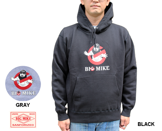 BIGMIKE ビッグマイク パーカー フーディ
