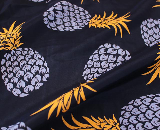 コナベイハワイ アロハシャツ パイナップル 2018