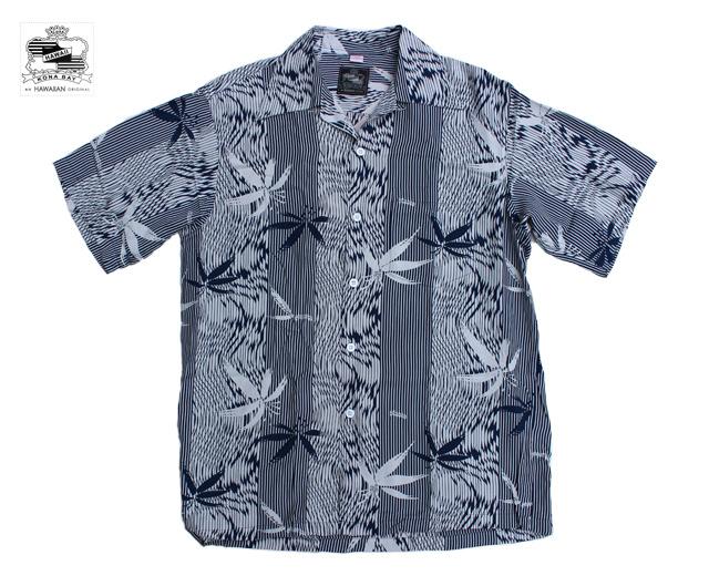 コナベイハワイ アロハシャツ バンブー