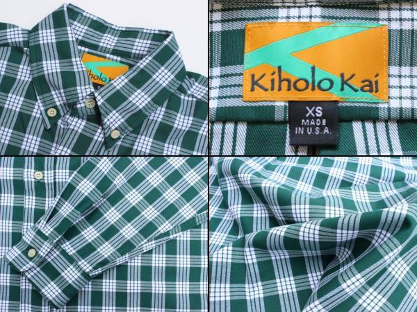 キホロカイ KIHOLOKAI 長袖 パラカ