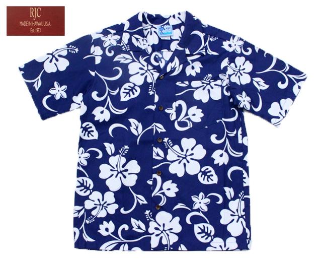 RJC アロハシャツ ボーイズサイズ ハワイ製