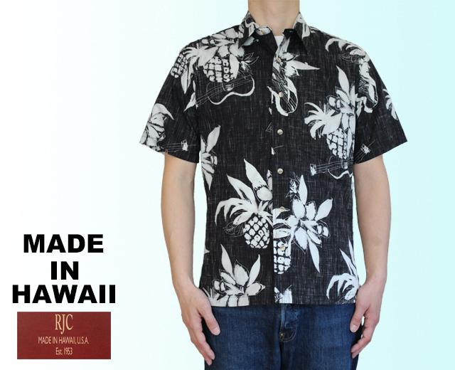RJC アロハシャツ ハワイ製
