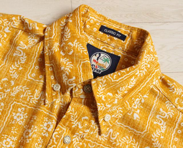 レインスプーナーアロハシャツ オリジナルラハイナ