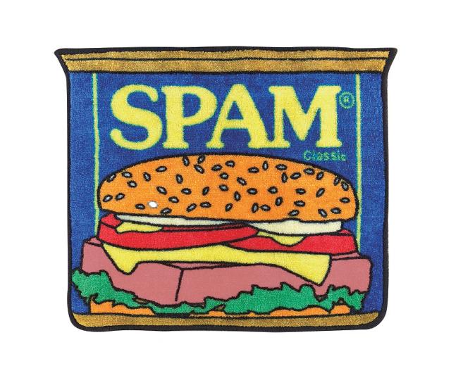 スパム SPAM マット
