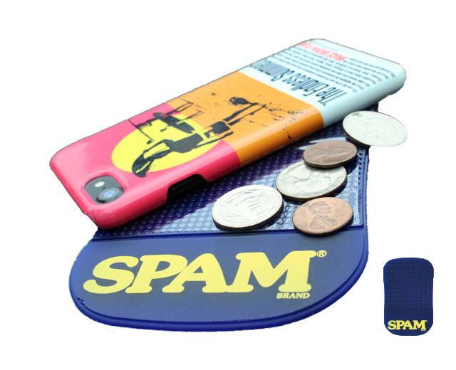 スパム SPAM ダッシュボードマット