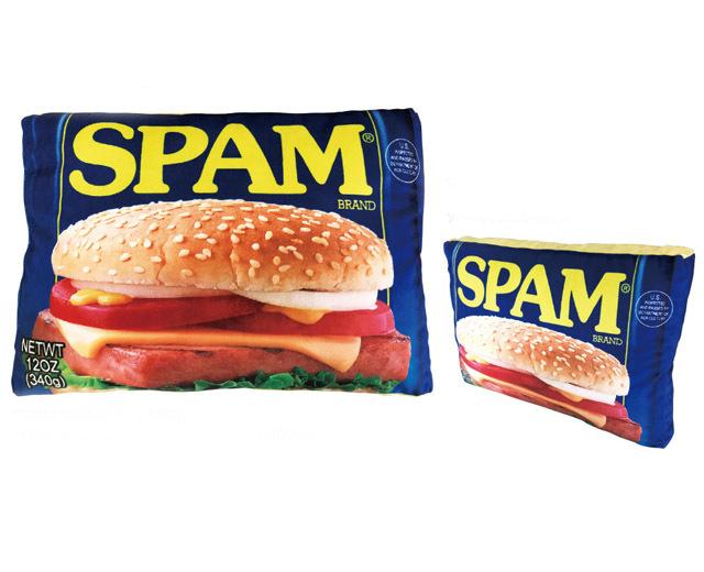 SPAM スパム クッション