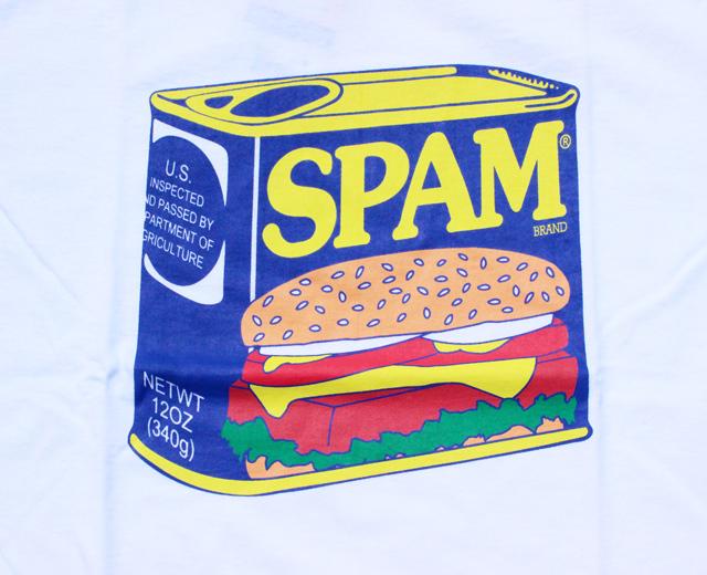 SPAM スパム Tシャツ
