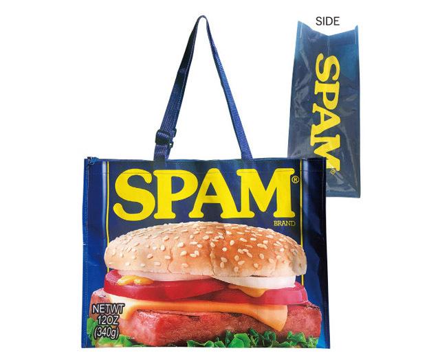 SPAM スパム ショッピングバック