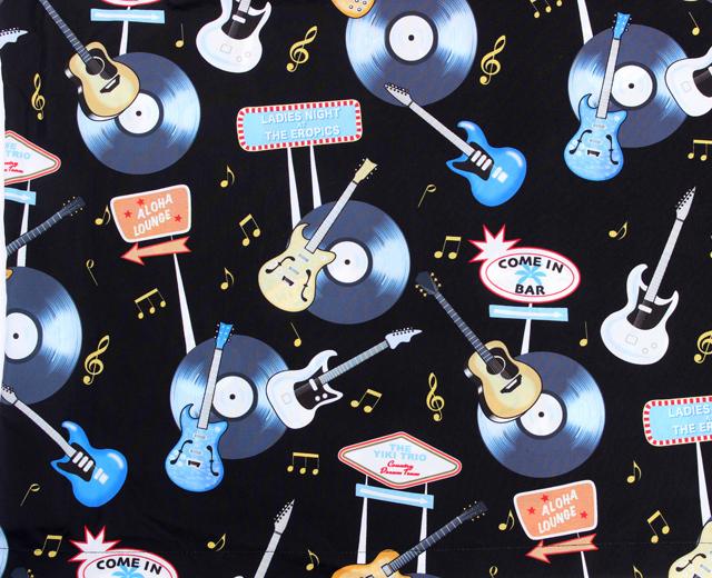 ユニバード72 アロハシャツ レコード