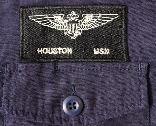 ヒューストン ミリタリー 軍モノ