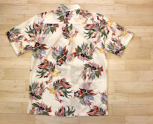 アヴァンティ アロハシャツ ハワイ製