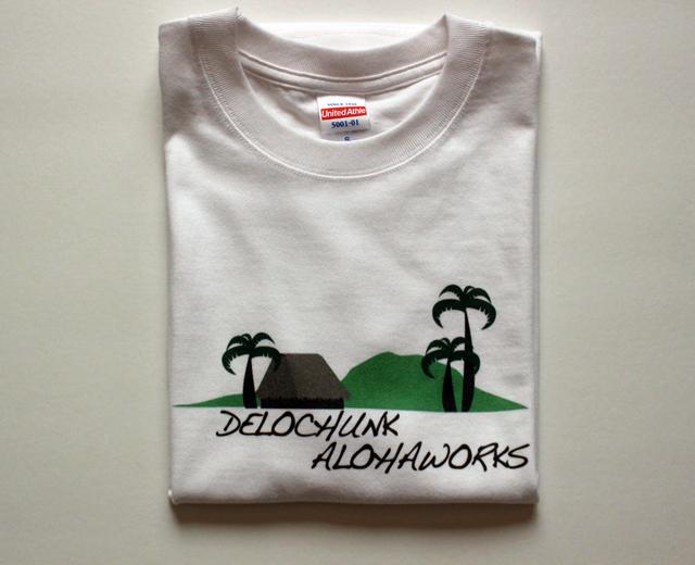 デロチャンク,オリジナル,Tシャツ