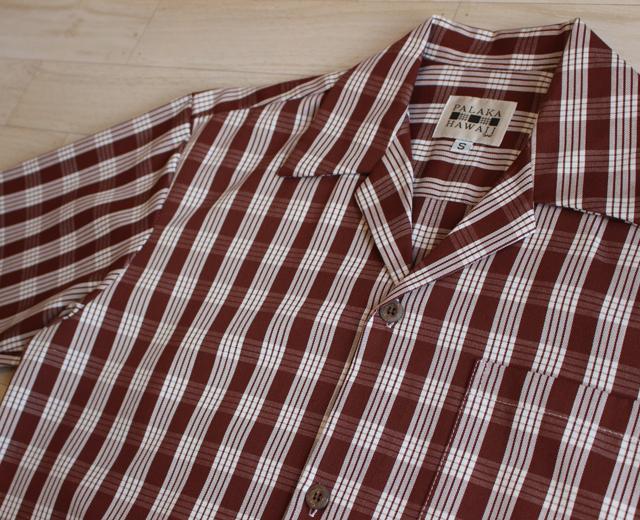 パラカシャツ パラカハワイ ハワイ製