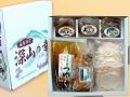 きのこ山菜せんべい汁セットG