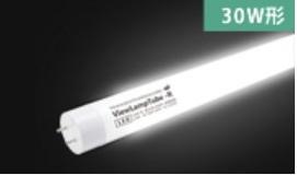 【ニッケンハードウェア】内照式看板のLED化に最適な商品ViewLampTube LED直管蛍光灯 30形タイプ VLT-K11W 《300度配光 昼光色6000K 》