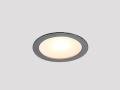 DNライティング 什器用LEDダウンライト 黒色 【100V/埋込穴60Φ/電球色 2800K】D-EX95BF