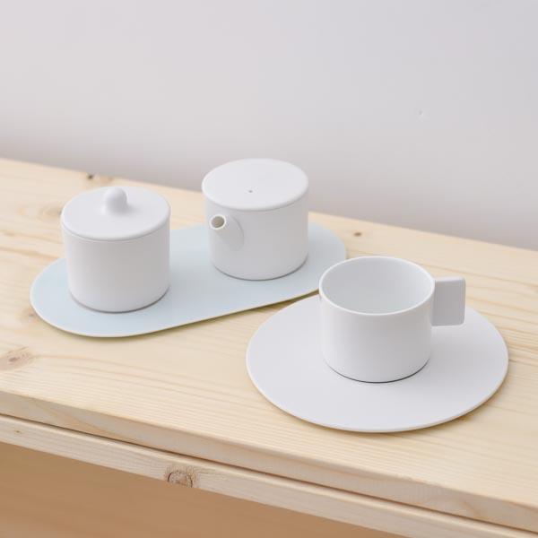 【有田焼 1616 / arita japan】 S&B Coffee Sugar Milk White-White set ≪送料無料/3営業日で出荷≫
