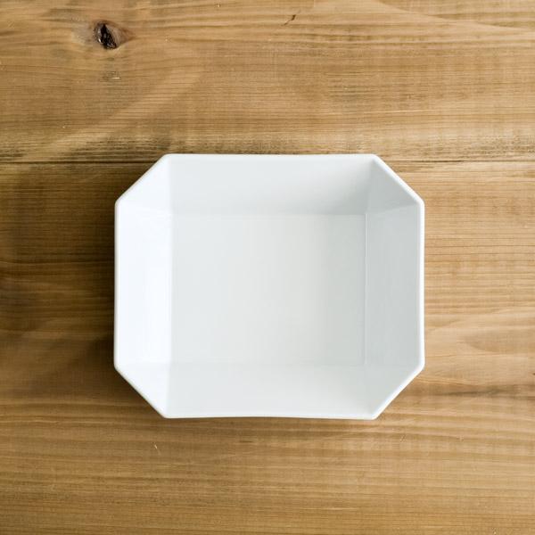 【有田焼 1616 / arita japan】 TY Square Bowl White 150mm ≪13時まで即日出荷≫