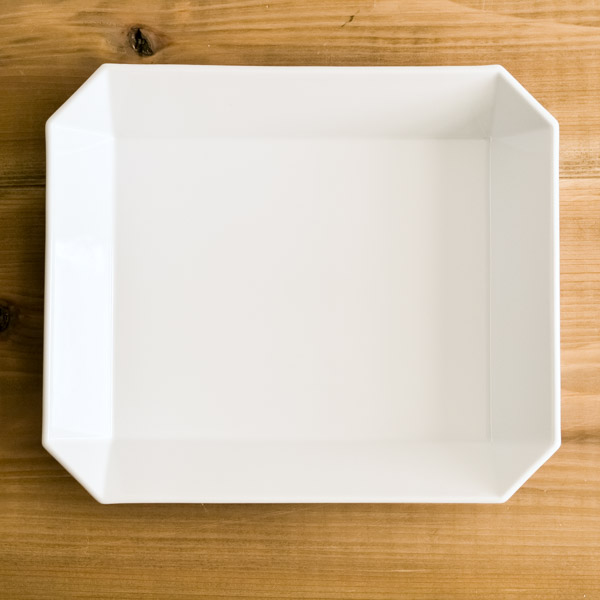 TY Square Bowl White 220mm 1個≪!取り寄せ商品!通常1~3営業日で出荷≫ ( 1616 / arita japan スクエアボウル 食器 ホワイト ボウル おしゃれ 有田焼 )