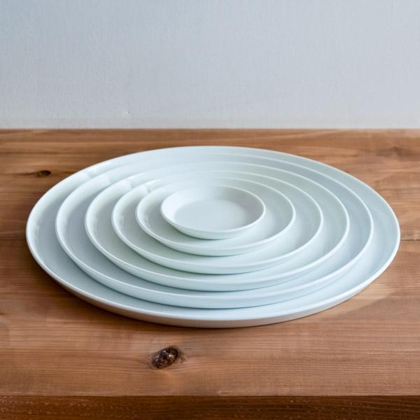 TY Round Plate White 6サイズセット≪1~3営業日で出荷≫ ( 1616 / arita japan あすつく ラウンドプレート 食器 ホワイト プレゼント おしゃれ 有田焼 )