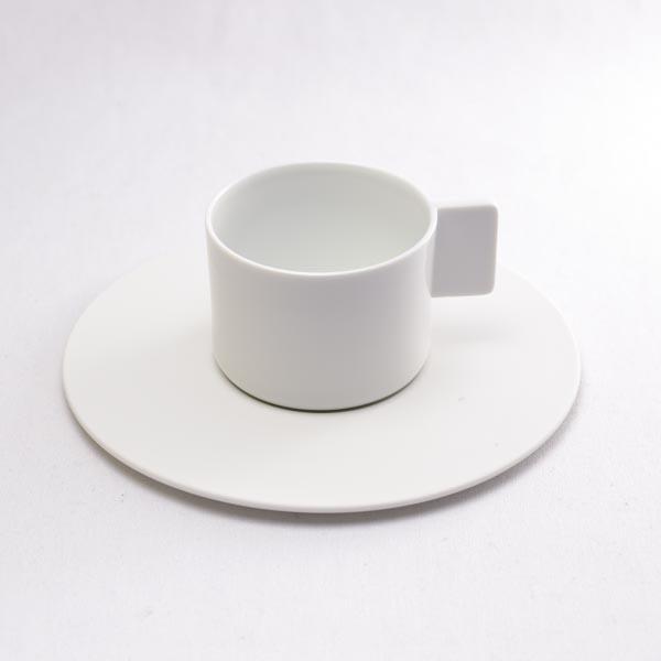 S&B Coffee Cup & saucer White 1個≪!取り寄せ商品!通常1~3営業日で出荷≫ ( 1616 / arita japan ホワイト コーヒーカップ ティーカップ ソーサー 陶器 有田焼 )