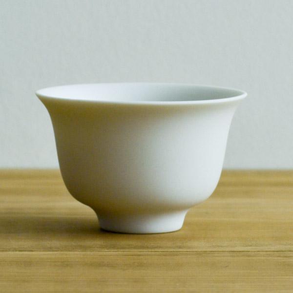 Blanc Choko rin 1個≪売り切れました≫ ( HANASAKA 退職祝い おちょこ 盃 酒器 九谷焼 )