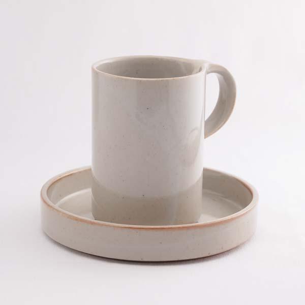 モデラート ハイコーヒーカップ≪!取り寄せ商品!通常1~3営業日で出荷≫ ( ceramic japan セット ソーサー ティーカップ 定年 退職祝い 瀬戸焼 )