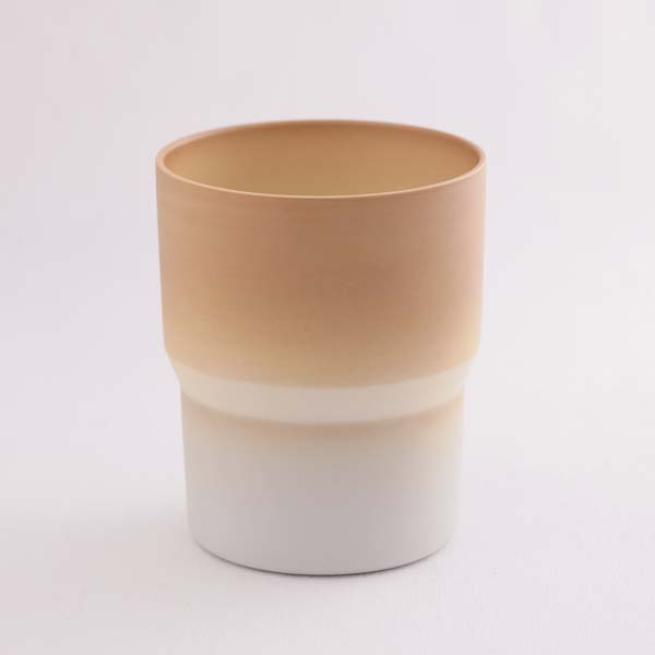 【有田焼 1616 / arita japan】 S&B Mug Light Brown 1個 ≪入荷日未定≫