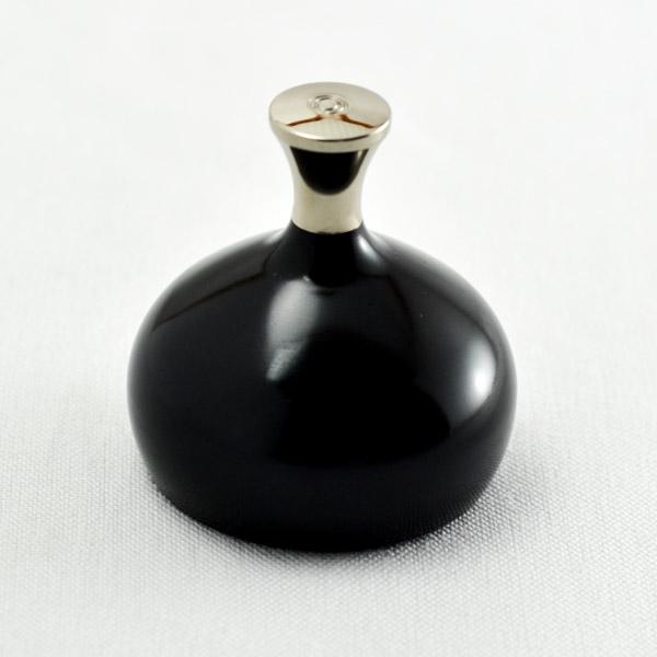 【高岡銅器 山口久乗】 てのりん シルバー/黒 1個 ≪3営業日で出荷≫