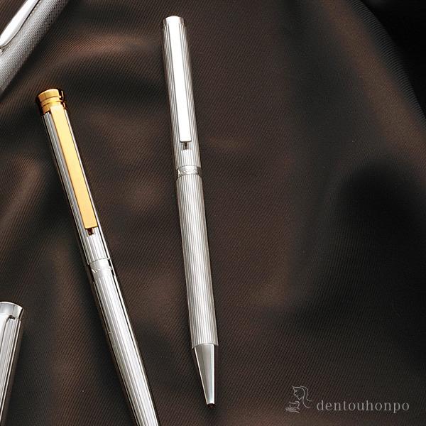 【送料無料】銀製 ボールペン OH-151≪2週間程で出荷≫ ( 高級 万年筆 鉛筆 水性 油性 東京銀器(銀工芸) )