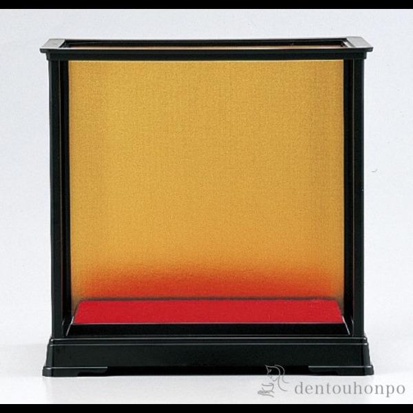 ガラスケース R26≪3週間程で出荷≫ ( 木札名入れ可 保護 インテリア 贈り物 お土産 人気 高岡銅器 )