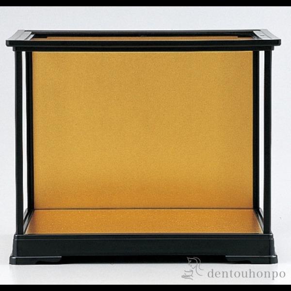 ガラスケース K26≪3週間程で出荷≫ ( 木札名入れ可 保護 インテリア 贈り物 お土産 人気 高岡銅器 )