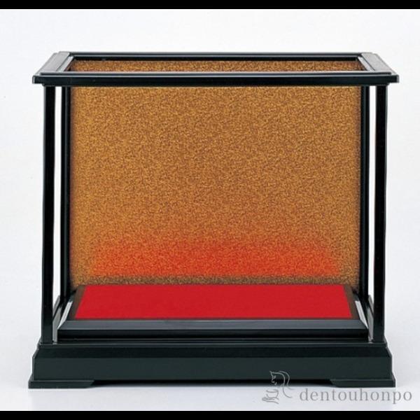 【送料無料】ガラスケース DO1≪3週間程で出荷≫ ( 木札名入れ可 保護 インテリア 贈り物 お土産 人気 高岡銅器 )
