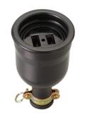 明工社 防水コネクターボデー 2P 30A 250V   1箱(2個入)
