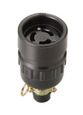 明工社 引掛防水コネクターボデー 3P 20A 250V   1箱(5個入)