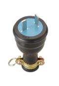 明工社 防水プラグ 2P 20A 250V   1箱(5個入)