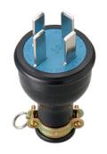 明工社 防水プラグ 3P接地 30A 250V   1箱(5個入)