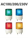 パトライト 超小型LEDフラッシュ表示灯 PSE-M2 AC100/200/230V Ф82 (色お選びいただけます。)