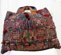 【送料無料】 インド手刺繍バッグ